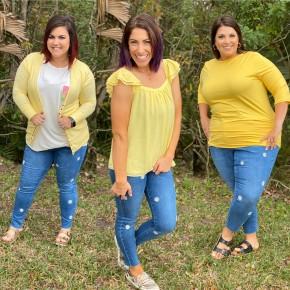 Judy Blue Crazy Daisy Jeans