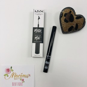 Matte Liquid Eyeliner