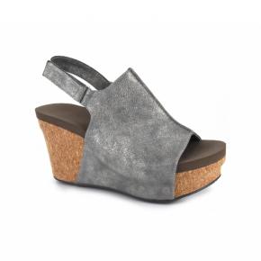Pewter Claudette Shoes