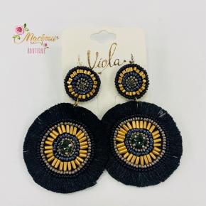 Kenya Beaded Earrings