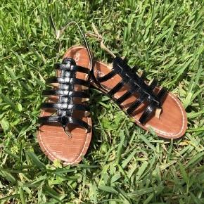 Black Baker Shoes