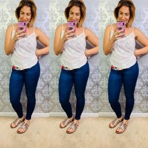 Lennox High Rise Butter Skinny Jeans