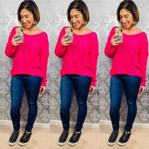 Malibu Barbie Sweater