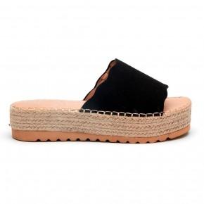 Palm Black sandal *Final Sale*