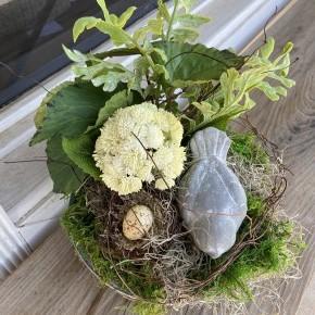 Mother's Day planter arrangement