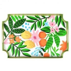 Floral Jaye Tray
