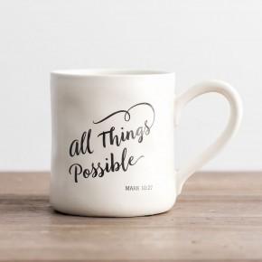 All Things Possible 12oz Mug