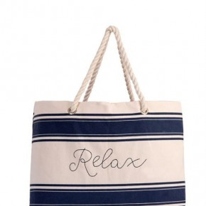 Relax Canvas Tote