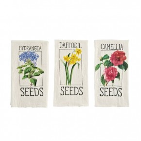Seed Packet Towels