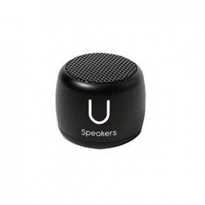 U Micro Speaker Black