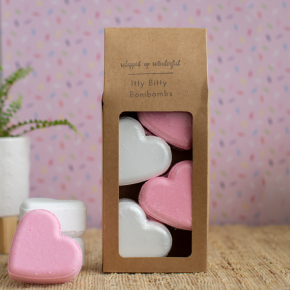 Sweetheart Bath Bombs