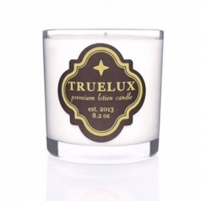 Truelux Lotion Candle Strawberry Guava