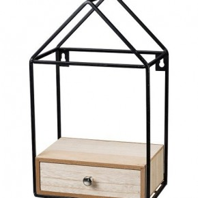 Shelf House with Drawer