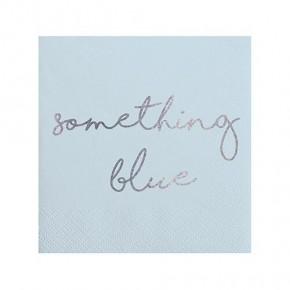 Bev Napkin Something Blue