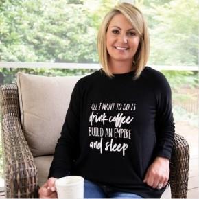 Coffee & Empire Sweatshirt