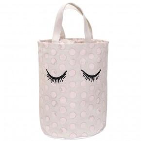 Canvas Eyelash Storage Bag