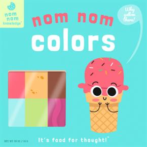 Nom Nom: Colors