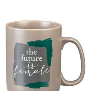 The Future is Female Mug 20 oz *Final Sale*