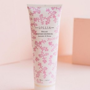 Lollia Relax Perfumed Shower Gel