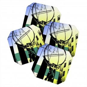 Atlas Coaster Set *Final Sale*