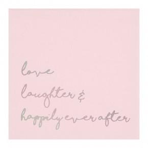 Bev Napkin Love, Laughter