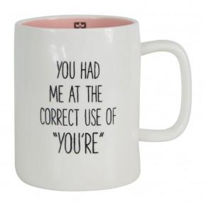 Correct Use of You're Mug
