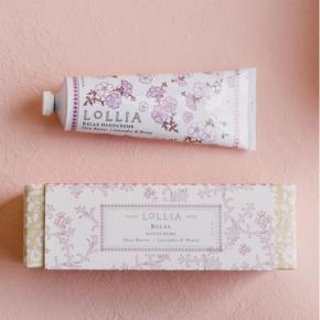 Lollia Relax Shea Butter Handcreme