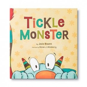Tickle Monster Book