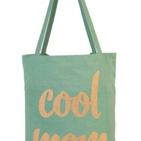 Cool Mom Canvas Tote Bag