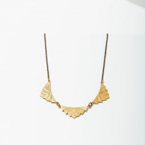 Fan Out Necklace
