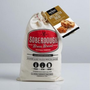 Soberdough Apple Fritter