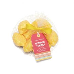 Lemon Guest Soap in a Bag *Final Sale*