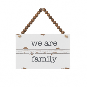 Family Trim Sign