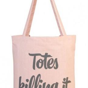 Killing It Canvas Tote Bag