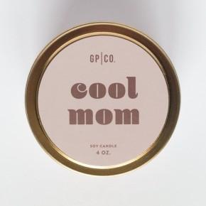 Cool Mom 4 oz Candle Tin