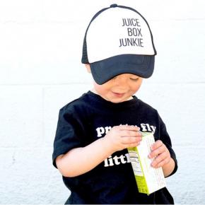 Juice Box Junkie Kids Hat