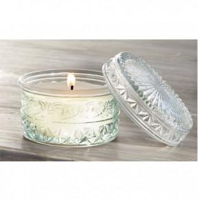 Cut Glass Lavender Candle *Final Sale*