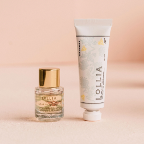Lollia Wish Petite Treat & Little Luxe Duo