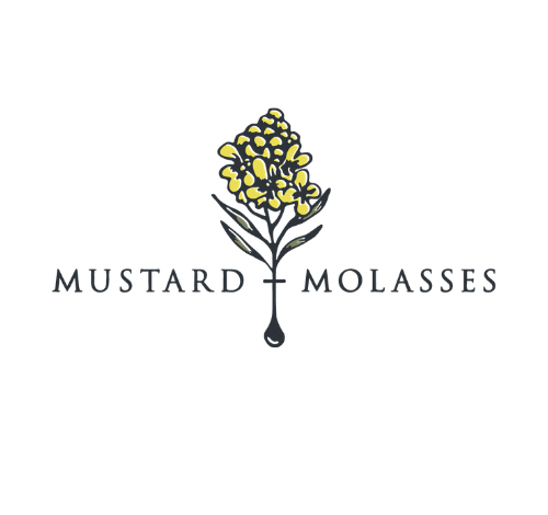 Mustard + Molasses