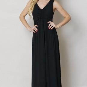 The Little Black Maxi Dress - Sizes 4-12