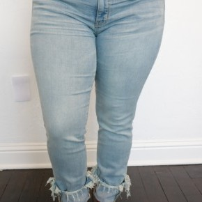 The Macy Relaxed Jean In Light Denim - Sizes 0-15