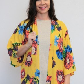 Cabana Get Away Kimono