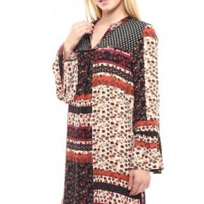 So Amazing Patchwork Babydoll Dress/Tunic - Sizes 4-10