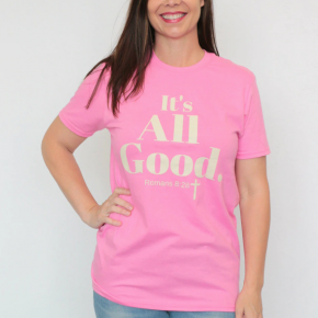 It's All Good Graphic Tee - May - Sizes 4-20