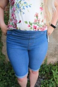 Your Favorite Bermuda Denim Shorts - Sizes 12-20