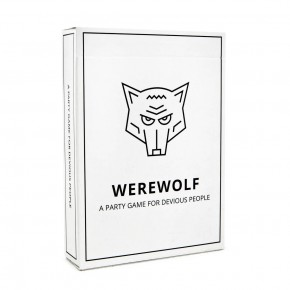 Werewolf Family Card Game