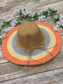 Colorful Summer Sun Hat