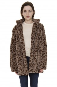 Super Soft Leopard Zip Up Jacket in Multiple Colors-One Size-Sizes 4-20