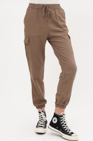 Everybody's Talking Cargo Pants With Pockets In Multiple Colors- Sizes  4-10