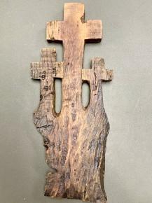 Three Crosses On Calvary Decorative Wall Hanger